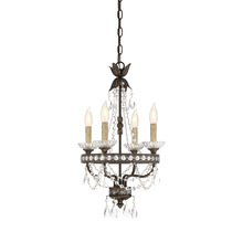 Savoy House 1-1043-4-8 - 4 Light Mini Chandelier