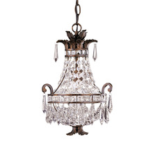 Savoy House 1-1046-1-56 - 1 Light Mini Chandelier