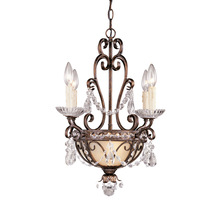 Savoy House 1-4505-4-8 - 6 Light Mini Chandelier