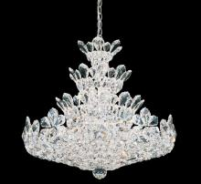 Schonbek 5858A - Trilliane 24 Light 110V Chandelier in Silver with Clear Spectra Crystal