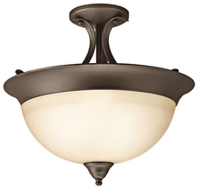 Kichler 3623OZ - Semi Flush 3Lt