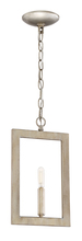 Craftmade 44991-GT - Portrait 1 Light Mini Pendant in Gold Twilight