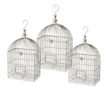 Sterling Industries 125-045 - Vintage Decorative Bird Cage