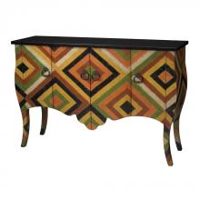 Sterling Industries 88-9004 - African Print Chest