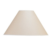 "CAL Lighting SH-8109/17-KF - 11"" Tall Kraft Paper Shade"