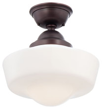 Minka-Lavery 2257-576 - 1 Light Semi Flush Mount