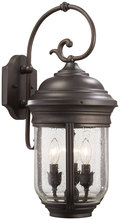 Minka-Lavery 8811-57 - 3 Light Wall Mount