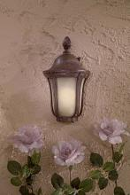 "Minka-Lavery 8988-61-pl - 7 1/2"" HALF WALL SCONCE 2007 NEW ITEM JUNE"