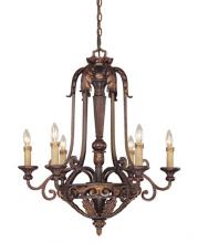 Savoy House 1-36749-6-76 - 6 Light Chandelier
