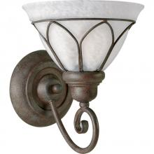 Progress P2947-33 - One Light Copper Bathroom Sconce