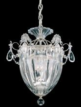 Schonbek 1243-48 - Bagatelle 3 Light 110V Pendant in Antique Silver with Clear Heritage Crystal