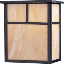 Maxim 4051HOBU - Coldwater 2-Light Outdoor Wall Lantern
