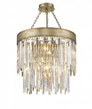 Mariana 380965 - Spectrum 9 Light Pendant