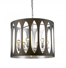 Mariana 440672 - Maddox 6 Light Pendant