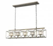 Mariana 585526 - Chesley 5 Light Island Pendant Chandelier