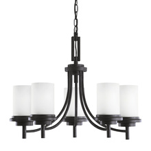 Sea Gull 31661-839 - Five Light Chandelier