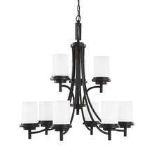Sea Gull 31662-839 - Nine Light Chandelier