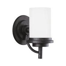 Sea Gull 44660-839 - One Light Wall / Bath Sconce