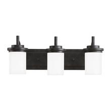Sea Gull 44662-839 - Three Light Wall / Bath