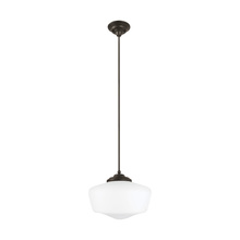 Sea Gull 65439-782 - Extra Large One Light Pendant