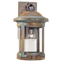 Sea Gull 8441-28 - Brass Wall Lantern