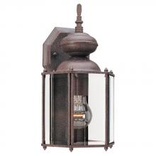 Sea Gull 8509-26 - Single-Light Classico Outdoor Wall Lantern
