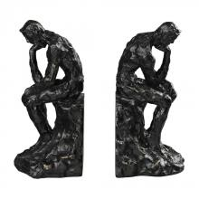 Sterling Industries 87-8009 - Thinking Man Book Ends
