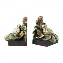 Sterling Industries 93-10050/S2 - QUAIL BOOKENDS