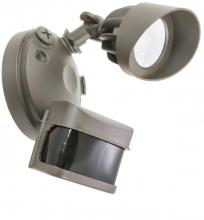 American Lighting AL-1PIR-DB - Single, Dark Bronze, 120V, PIR Motion Sensor Flood, 3000K, cULus Rated
