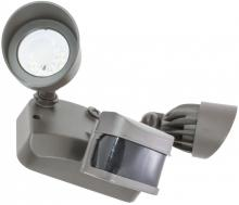 American Lighting AL-2PIR-DB - 2-Head, Dark Bronze, 120V, PIR Motion Sensor Flood, 3000K, cULus Rated