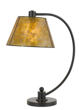 "CAL Lighting BO-2575TB-DB - 23"" Height Metal Table Lamp In Dark Bronze"
