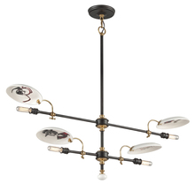 Troy F4694 - DINNER DATE 4LT PENDANT 2 TIER