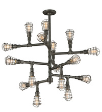 Troy F3818 - CONDUIT 16LT CHANDELIER EXTRA LARGE