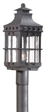 Troy PCD8972NB - 1Lt Post Lantern