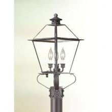 Troy PCD9135CI - 3Lt Post Lantern