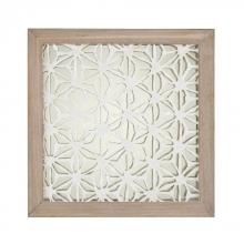 Dimond 168-004 - Natural Fibers-On-Foil Wall Decor