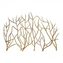 Uttermost 18796 - Uttermost Gold Branches Decorative Fireplace Screen