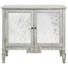 Uttermost 24582 - Uttermost Okorie Gray Console Cabinet