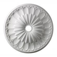 ELK Lighting M1009WH - Melon Reed 32-Inch Medallion In White