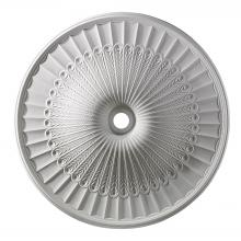 ELK Lighting M1017WH - Hillspire 51-Inch Medallion In White