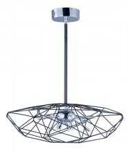 ET2 E22918-BKPC - Rubic LED 12-Light Pendant