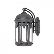 Designers Fountain 31021-OB - One Light Old Bronze Wall Lantern