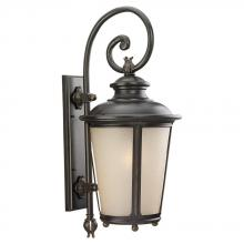 Generation Lighting - Seagull 89343BLE-780 - One Light Outdoor Cape May ENERGY STAR Wall Lantern