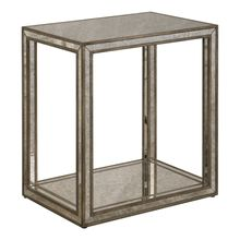 Uttermost 24858 - Uttermost Julie Mirrored End Table