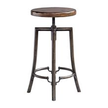 Uttermost 25898 - Uttermost Westlyn Industrial Bar Stool