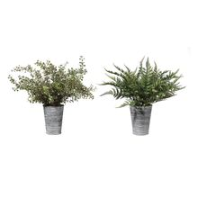 Uttermost 60147 - Uttermost Quimby Potted Ferns Set/2